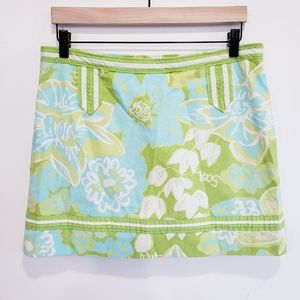 Lilly Pulitzer Size 10 Jubilee Skirt Skort